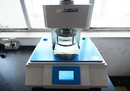 Machine For Testing