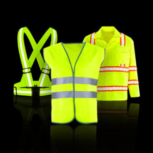 Front Safety Jackets