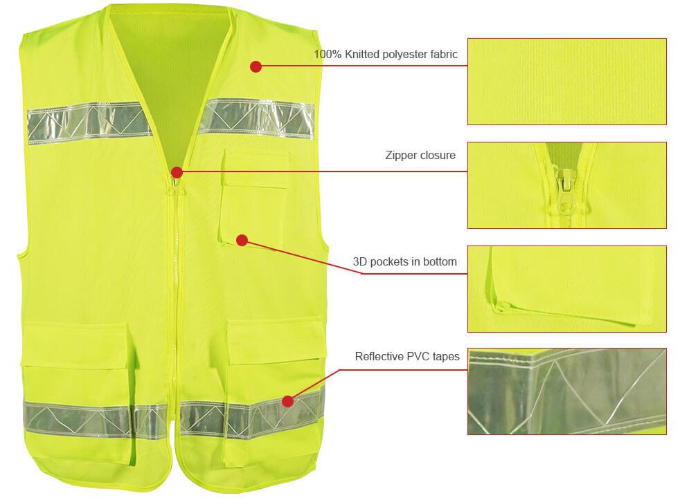 safety jacket manufacturer