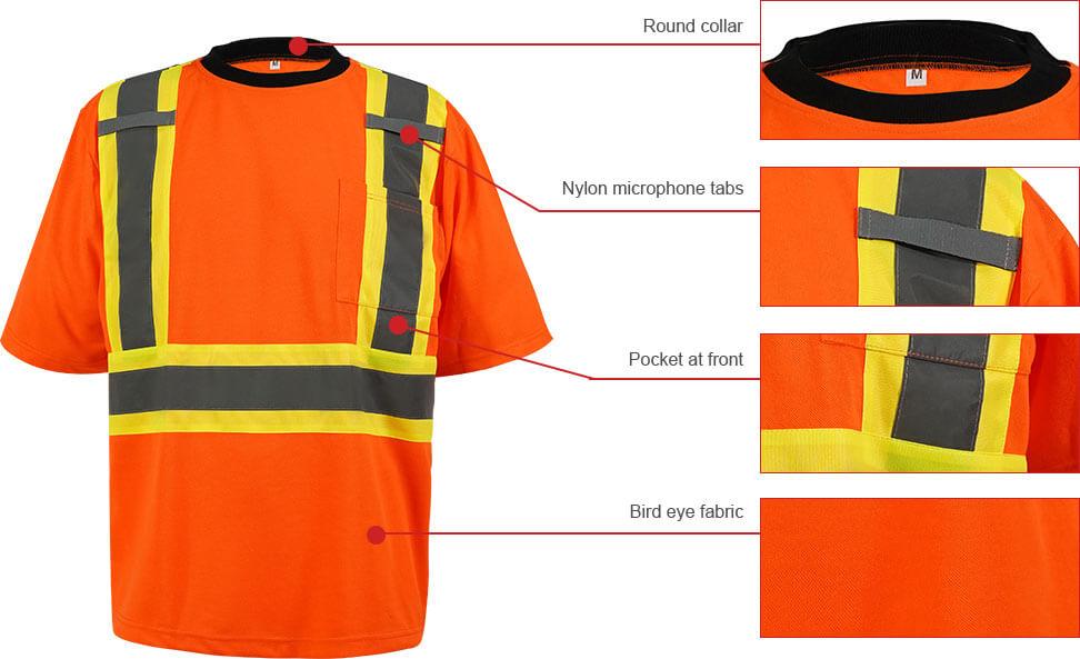 Safety Vest Information