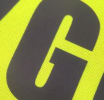 Safety Vest Print