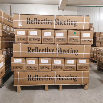 Reflective Sheeting Packaging
