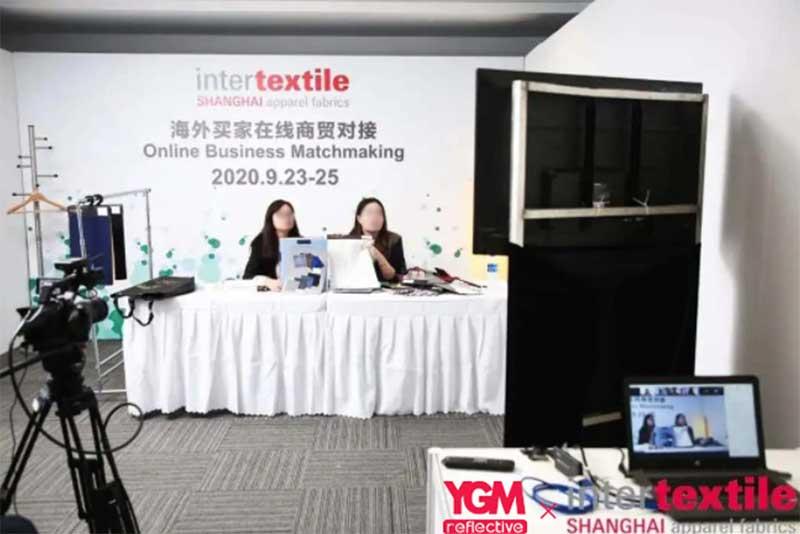 YGM in Intertextile Shanghai Exhibitions 2020