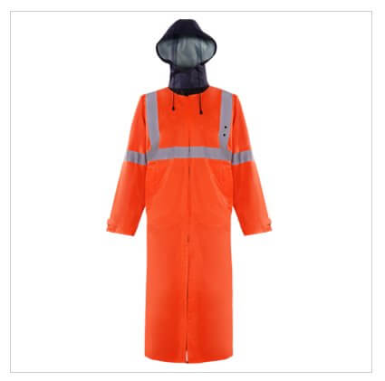 Buy Reflective Raincoats at the Best Price - YGM Reflective