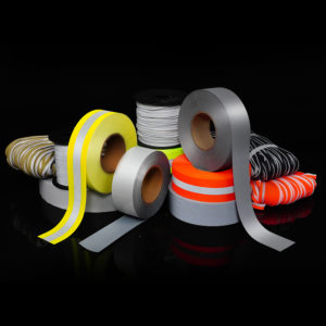 Front Reflective Tapes