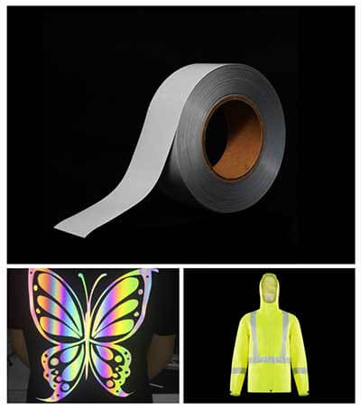 Gray Color Reflective Tape