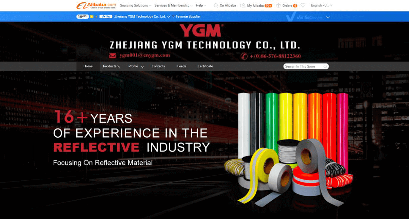 YGM Reflective Tape Manufacturer-pic3