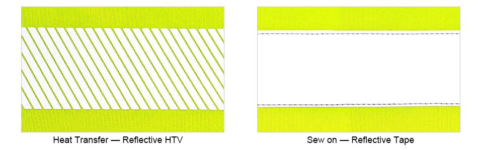 ygm reflective heat transfer vinyl-7