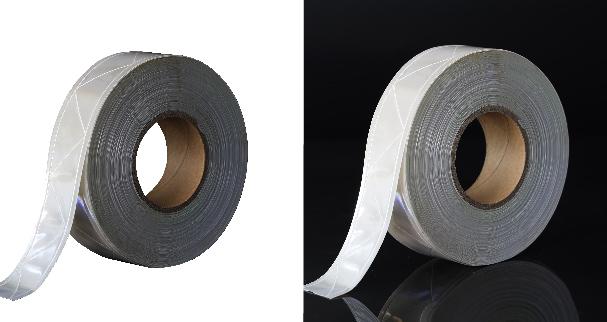 11. PVC Reflective Sew On Reflective Tape