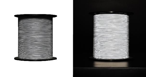12. Sew On Reflective Tape Thread