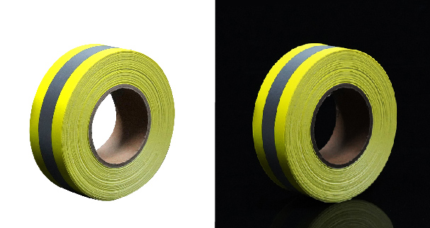 4. Flame Retardant Sew On Reflective Tape