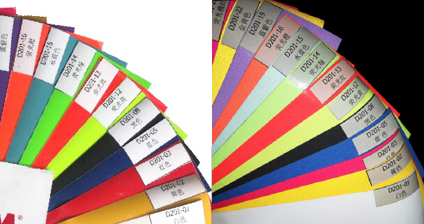 5. Colors High Reflective Heat Transfer Vinyl