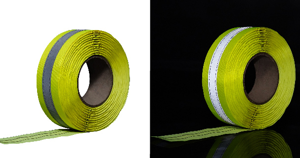 6. Sew On Reflective Tape For Clothing