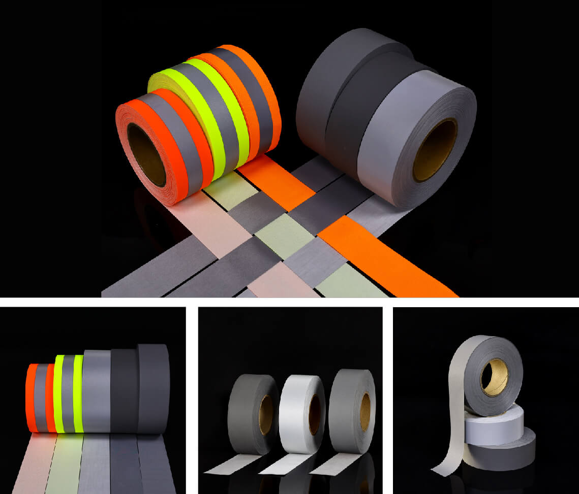sew on reflective tape