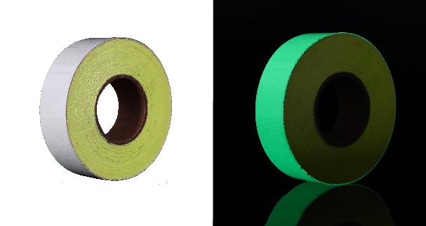 17. Luminous reflective fabric tape