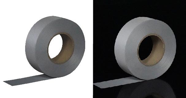 2. High reflective fabric tape