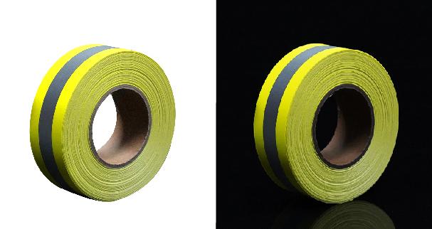 8. Flame Retardant reflective fabric tape