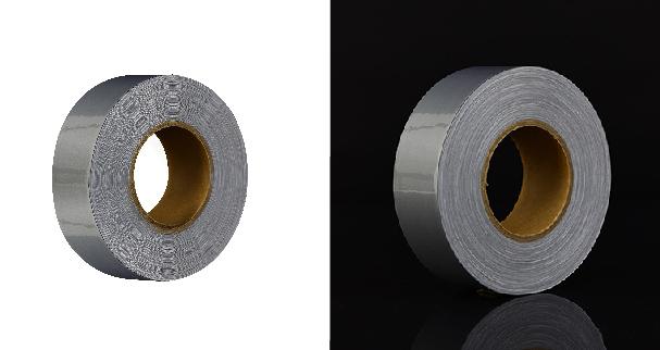 9. Elastic reflective fabric tape
