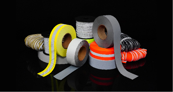 9.Reflective fabric tape2