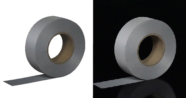 2. Flame retardant silver reflective tape for clothing