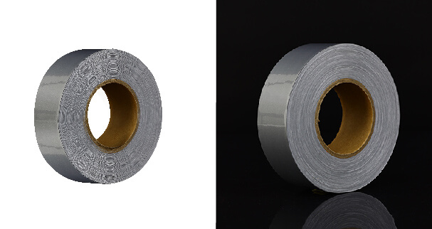 3. Elastic silver reflective tape