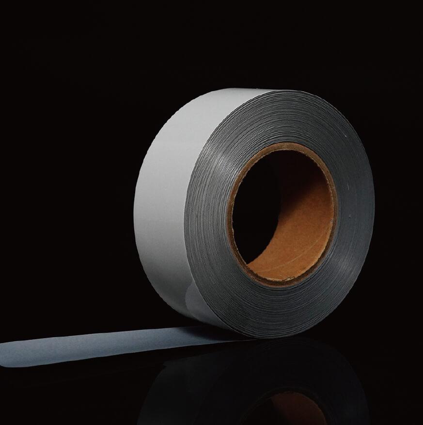 2. High Luster's Engraving Hi Vis Iron On Tape