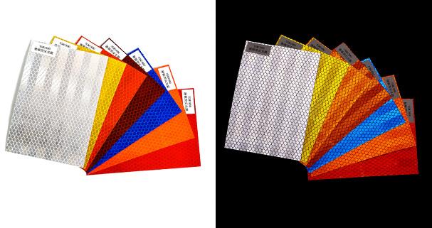 6.High-Intensity Prismatic Grade Reflective Tape