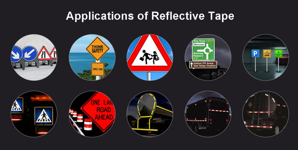 Applications of Reflective Tape