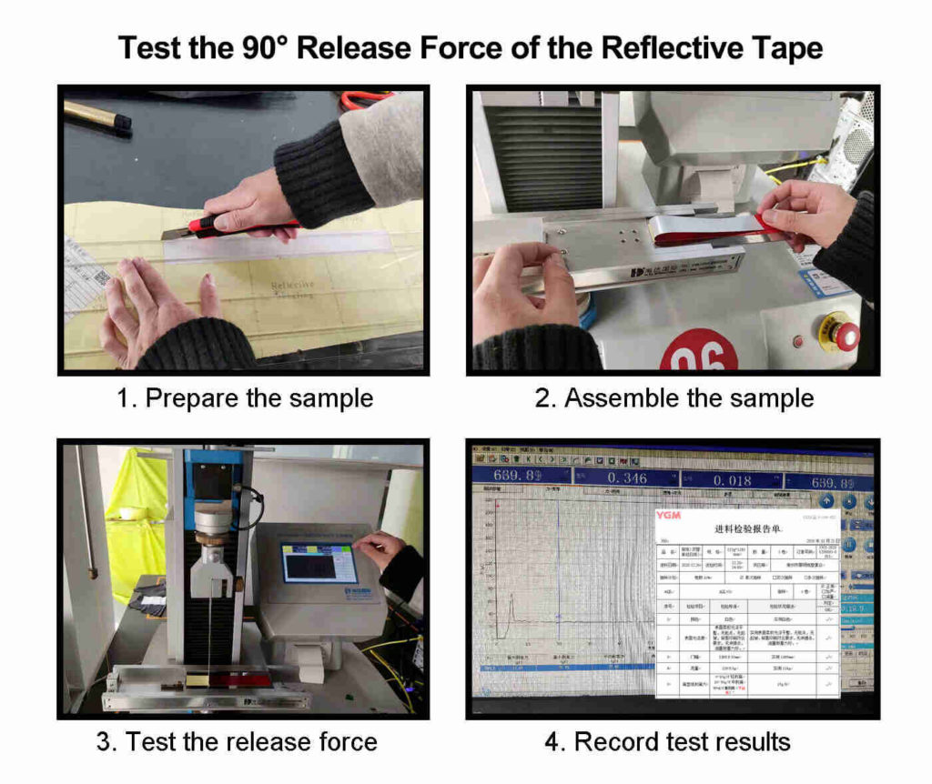 Test of Reflective Tape