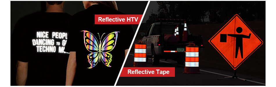 Usage of Reflective Tape