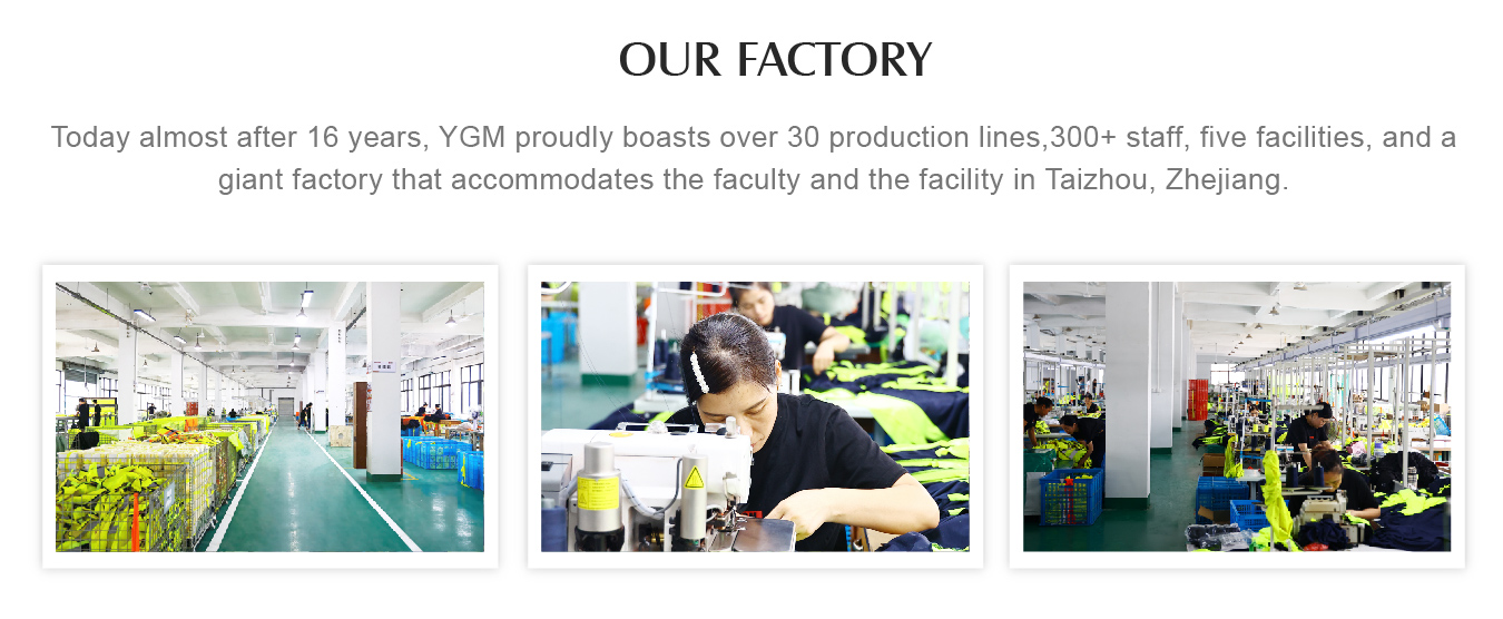 Factory of Safety Vests