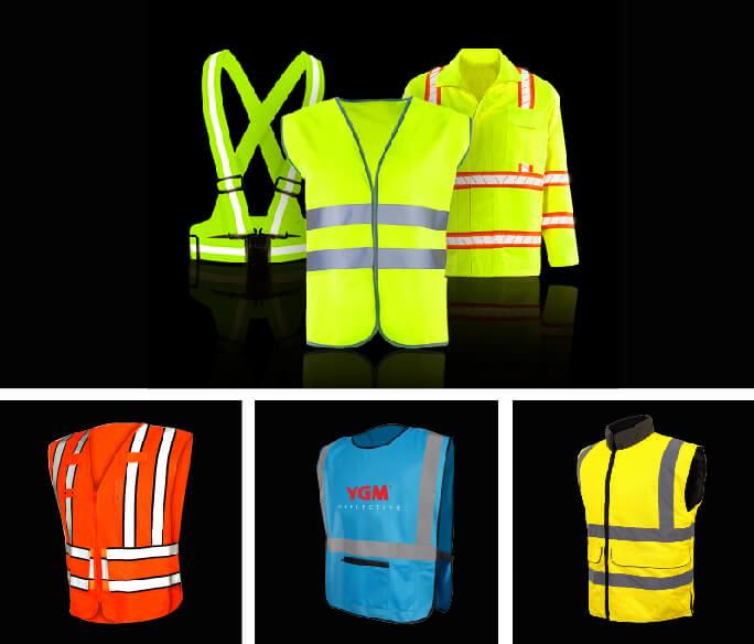 Custom Safety Vests