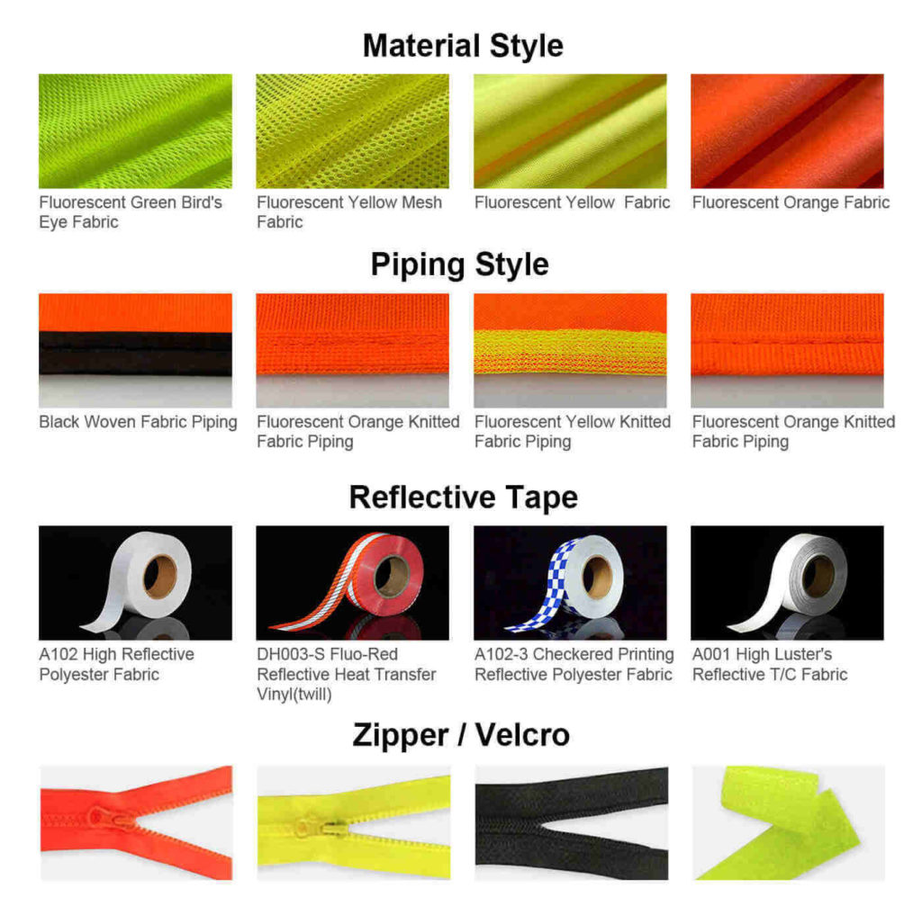 Customization of Safety Clothing Supplier