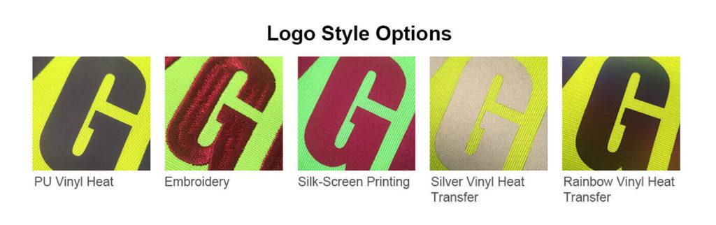 Logos of Custom Safety Vests